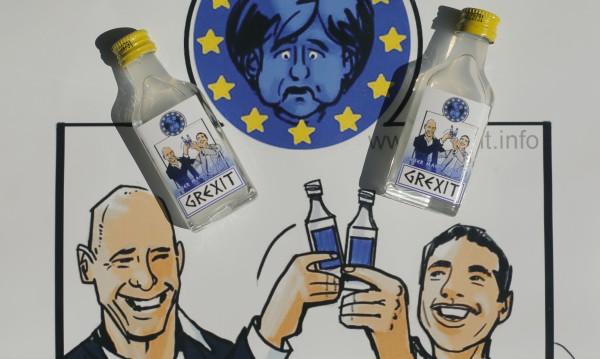 Гърция – между идващия хаос и GRExit-а