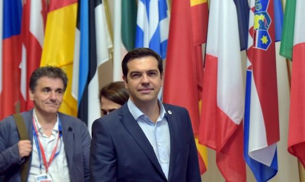 Ципрас: GRExit-ът е вече минало!