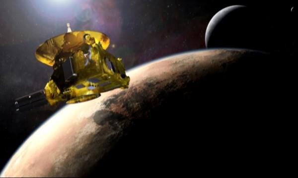 "Историческа среща в Космоса: ""Нови хоризонти"" до Плутон"