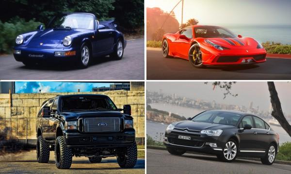10-те коли, символизиращи края на една епоха