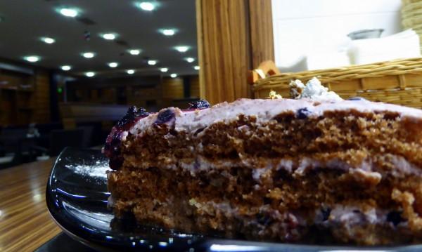 Рецептата Dnes: Торта с боровинки