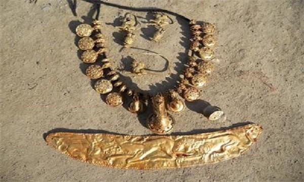 Дилър предлага тракийско съкровище за 200 000 евро
