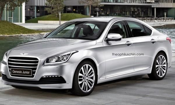 Hyundai готви конкурент на BMW 3-Seriеs