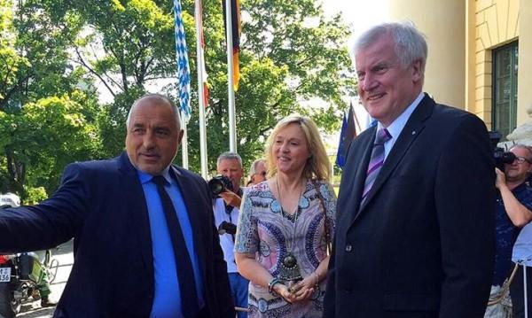 Борисов: До Шенген през промени в Конституцията!