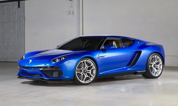 Lamborghini се отказа от хибридната си суперкола