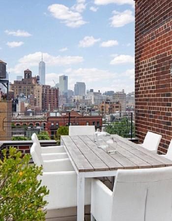 Из нюйоркския апартамент на Джулия Робъртс