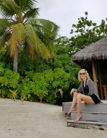 Гала избра Малдивите за ваканцията си