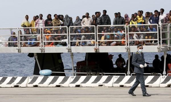 Над 1200 мигранти бяха спасени в Средиземно море