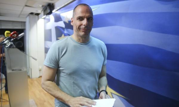 Варуфакис издаде тайния си план за Grexit