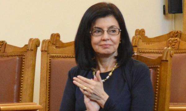 Кунева призна, че без ДПС съдебна реформа няма