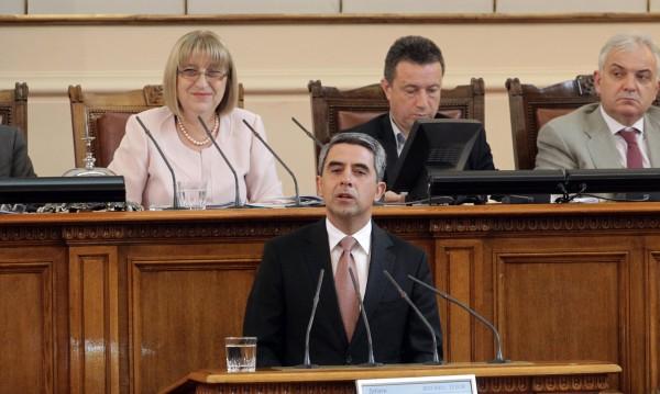 Плевнелиев: Решението не отчита волята на народа