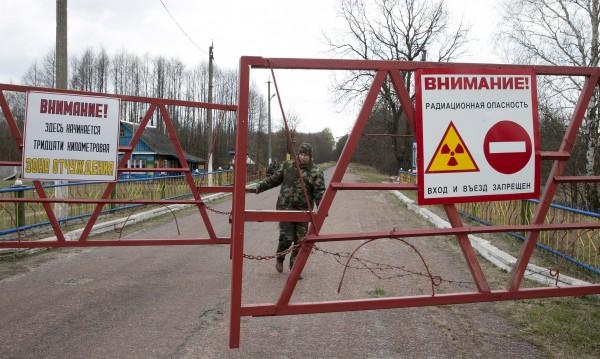 """50 пожара лумнали около АЕЦ """"Чернобил"""" за седем месеца"""