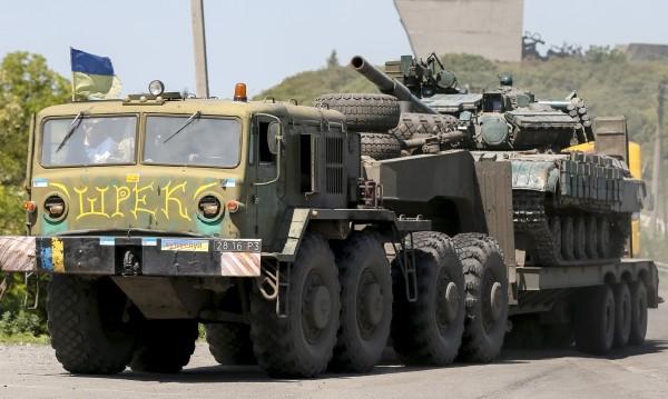 Какви гащи и пушки са нужни на украинската армия?