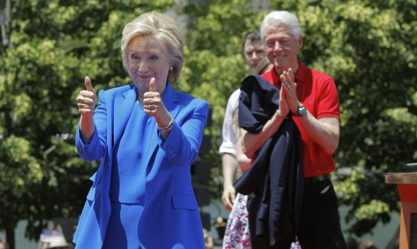 Бил и Хилъри спечелили $ 141 млн. за 7 години