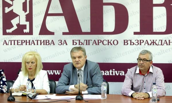 АБВ: Подкрепа за Фандъкова - не! Мирчев - той беше груб!