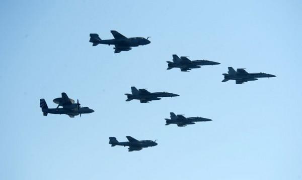 С авиация САЩ подкрепят умерената опозиция в Сирия