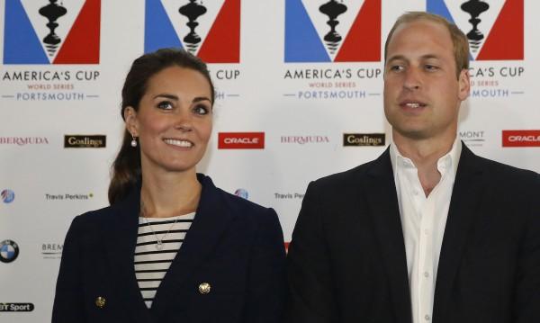 Херцогинята Кейт го може и под вода