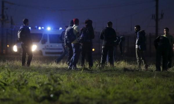 1700 мигранти опитаха незаконно да преминат през тунела под Ламанша