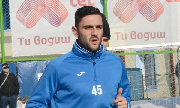 Влади Гаджев отрязал чешкия шампион