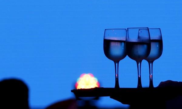 Ако прекалявате с алкохола, вдигнете сватба
