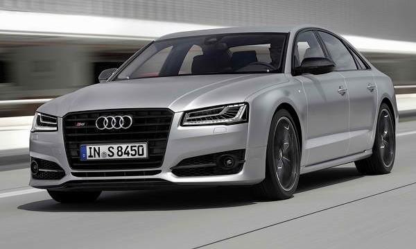 Audi показа нов суперседан