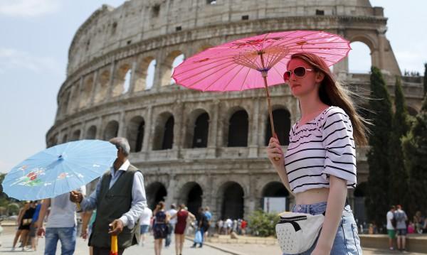 Рим ще изчезне под вода до 85 г., твърди словашки картограф