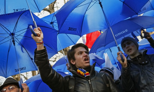 Молдова е на ръба на пропастта!
