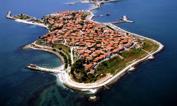 Несебър в Топ 10 на островните градчета в света