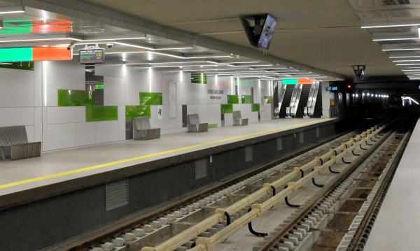 Строят метрото до Перник от началото на 2016-а