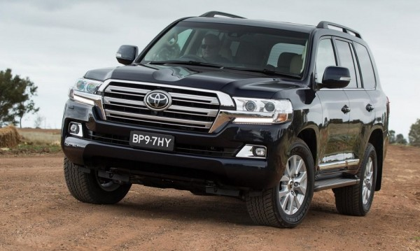 Toyota разкри новия Land Cruiser