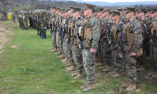 САЩ пращат военна техника в България