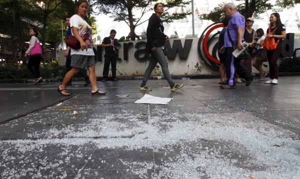 Второ взривно устройство с малка мощност избухна в Банкок