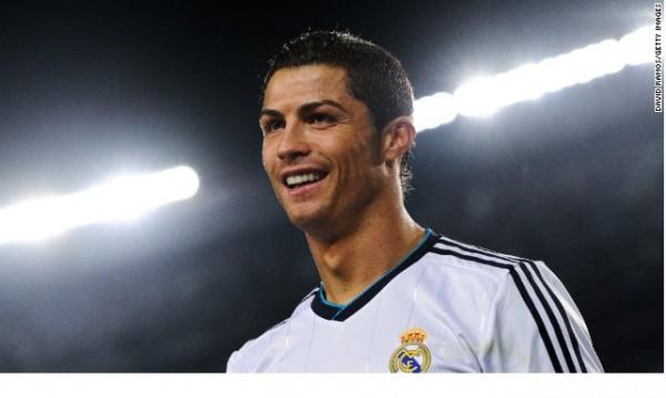 Роналдо – най-щедрият сред спортните звезди