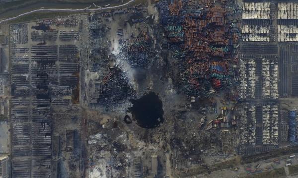 Цианид стотици пъти над допустимото във водата в Тянцзин