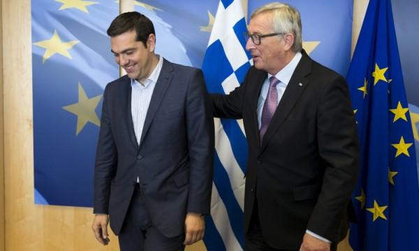Ципрас питал първо Брюксел за оставката