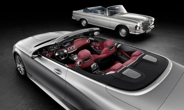 Mercedes вади и кабриолет S-Class