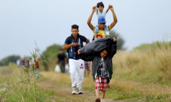 Десет сирийски мигранти са пострадали в катастрофа в Унгария