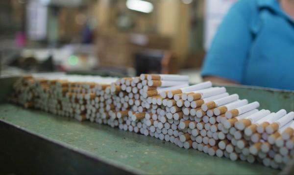 490 кутии с нелегални цигари заловиха на Дунав Мост