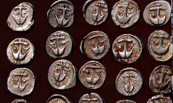 Откриха монетно съкровище в Приморско