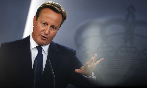 Англия готова да приеме 15 000 сирийци?