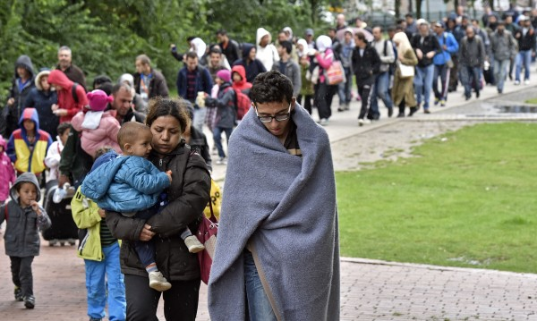 Натискат САЩ да помогнат на Европа за бежанците