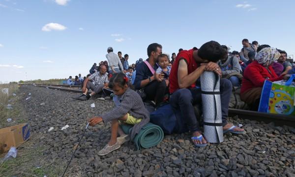 САЩ не бързат да помагат на сирийските бежанци