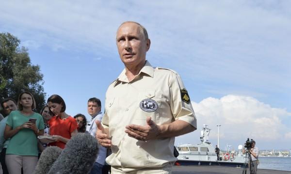 Поведението на Путин е опасно за Украйна и Европа
