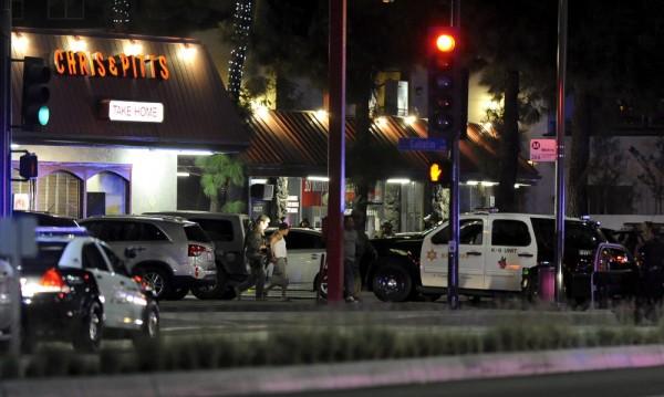 Застреляха мъж, държал заложници в Лос Анджелис
