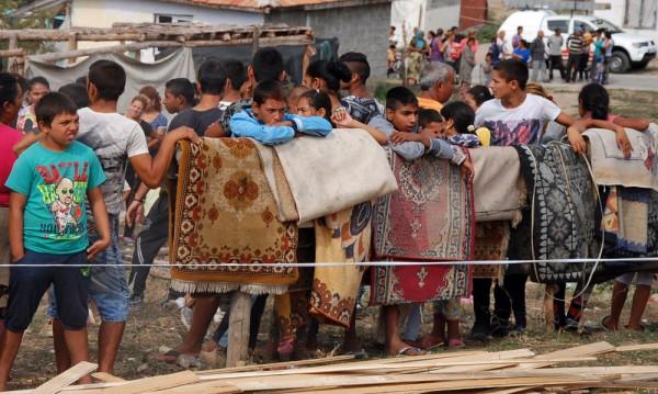 От ООН разтревожени заради ромите в Гърмен и Варна