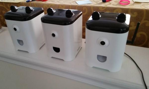Кучешка гледачка: Робот прави компания на любимците