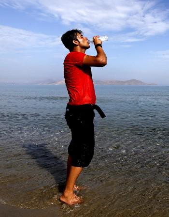 Пиенето на малко вода води до проблеми