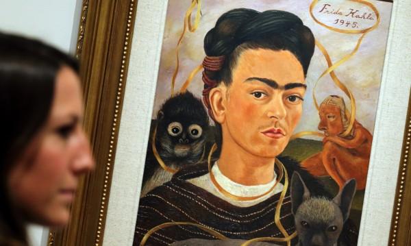 Вдъхновение от Фрида Кало