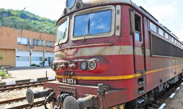 Днес да почерпят локомотивните машинисти