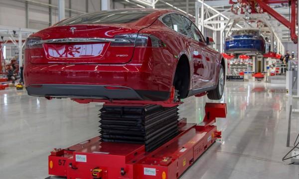 Tesla откри завод в Европа
